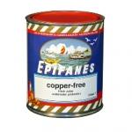Farba przeciwporostowa samopolerująca na jeziora - Copperfree 0,75L