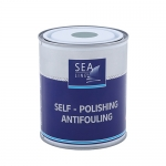 Farba przeciwporostowa na wody słone i słodkie - Sea-Line Antifouling 0,75L