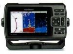 "Echosonda wędkarska 5"" CHIRP z GPS i sonarem skanującym ClearVu Garmin STRIKERTM 5cv"
