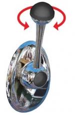 Manetka boczna CH2800 - włącznik steru strumieniowego